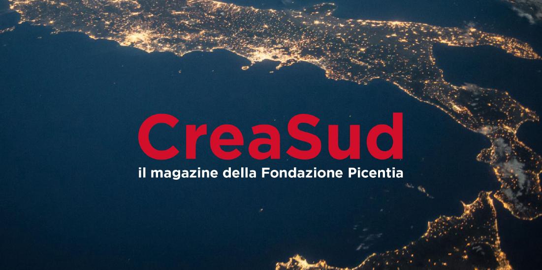 CREA SUD - logo