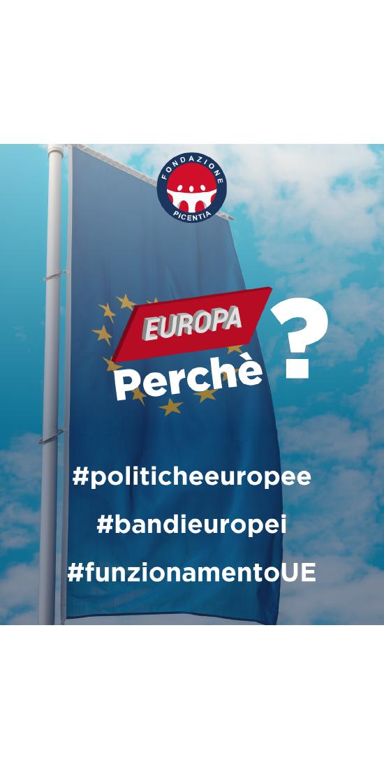 FONDAZIONE PICENTIA - CREA SUD Europa