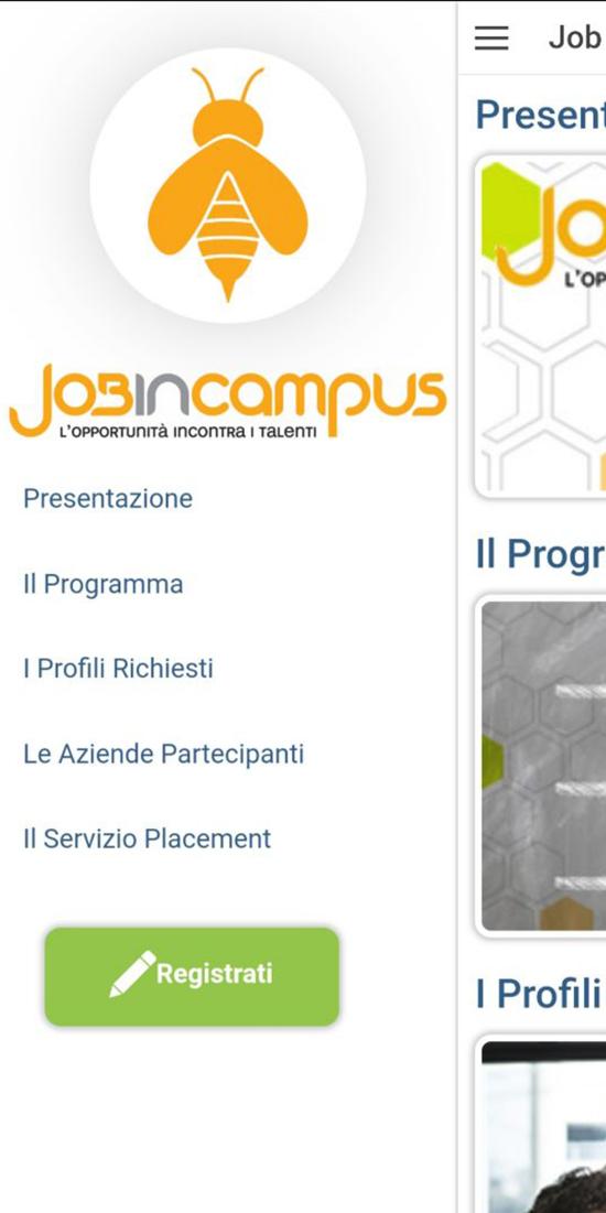 Job in Campus - app iOS Andoid