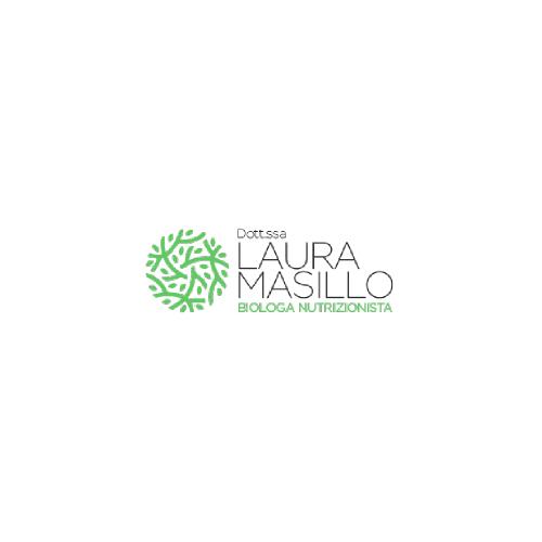 Laura Masillo Biologa Nutrizionista - Logo